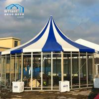 Buy cheap Colorful Glass Circus High Peak Tent Temporary Structure For Trade Events from wholesalers