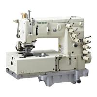Buy cheap 4-needle flat-bed double chain-stitch machine for waistband FX1508PR from wholesalers