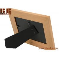 Buy cheap wooden frame Wholesale custom christmas 5x7 wooden picture frame from wholesalers