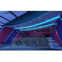 Buy cheap Attractive Theme 5D Movie Theater With 7.1 Audio System And Pipes product