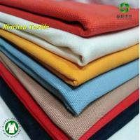 Buy cheap GOTS Organic Cotton Dyed  Canvas Greige Woven Fabric 6oz-24oz  for Bags Garments from wholesalers