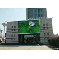 Buy cheap P10 Full Color Outdoor Advertising Led Display , Led Video Wall Panels Waterproof IP65 from wholesalers