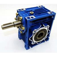 Buy cheap China manufacturer 220V RV NMRV series ac electric motor worm gear speed reducer from wholesalers