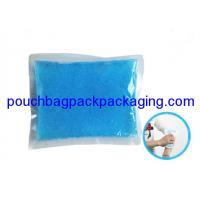 Buy cheap Custom Reusable Gel Ice Pack, Cooler Bag Accessory, food grade, 18x14 cm from wholesalers