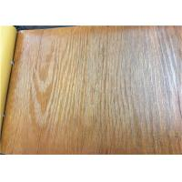 Buy cheap Non Sticky PVC Vacuum Pressing Sensitive Laminating Film For Furniture Industry from wholesalers