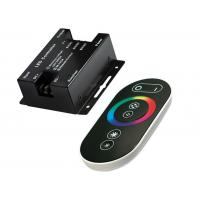 Buy cheap Touch Screen LED Strip Controller Wireless Digital RF Remote 18 Modes from wholesalers