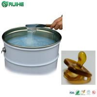 Buy cheap Odorless Medical Grade Silicone Rubber , 2 Part Silicone Rubber SGS Approved product