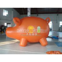 Buy cheap Custom New Design Full Digital Printing  Attractive Shaped Balloons with Pig Shape for sale / Trade show from wholesalers