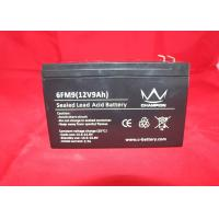 Buy cheap 12v 8ah  Lead Acid Battery , Ups Rechargeable Battery For Emergency Lighting from wholesalers