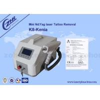 Buy cheap 1000MJ Professional Q Switch ND Yag Laser Machine For Tattoo Removal from wholesalers
