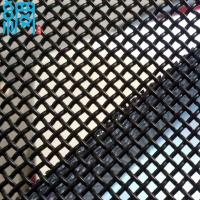 Buy cheap #10,#11,#12,#14 Black Powder Coated Stainless Steel 316 Security Screen For Window&Door Guards from wholesalers