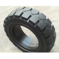 Buy cheap 8.15 15 / 28X9 15 Solid Forklift Tires Three Layers Design With Steel Ring Reinforced from wholesalers