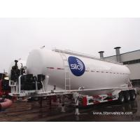 Buy cheap air compressor bulk cement transport truck powder tankers for sale.uk - TITAN VEHICLE from wholesalers