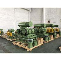 Buy cheap 15KW - 132KW Army Green Superpower Three Lobes Roots Blower For Pneumatic Convey from wholesalers