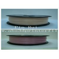 Buy cheap ABS Light Change Color Changing Filament Stable In Performance from wholesalers