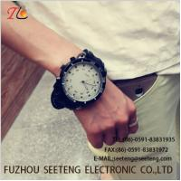 Buy cheap Men watch movement watch quartz Wrist Watch  suitable for climbing and outdoor sorts fo r men customLOGO cool style from wholesalers