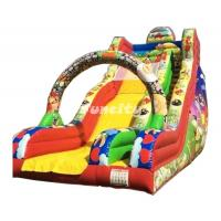Buy cheap Angry Bird Theme Inflatable Slide For Kids Slipping In The Long Slide from wholesalers