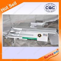 Buy cheap Woodworking sliding table panel saw machine MJ6128 from wholesalers