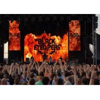 Buy cheap High Brightness P4.8 Outdoor Rental Led Display For Stage Use In Germany from wholesalers
