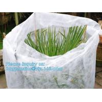 China Anti UV sunshade agricultural nonwoven fabric, Agricultural pp spunbond nonwoven fabric /agriculture ground cover for pl on sale