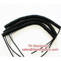 Buy cheap Flexible PUR Spring Cable from wholesalers
