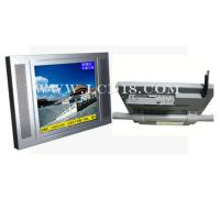 Buy cheap 15 Inch Bus Digital Signage , 3G LCD Advertising Display from wholesalers