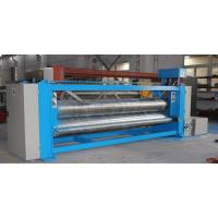 2.5 M Two Roll Fabric Calender Machine For Textiles Thickness 3-200mm