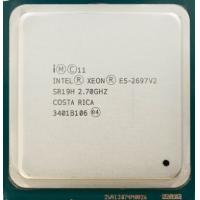 Buy cheap CPU Intel Xeon E5 2600 v2 / E5 2697 v2 2.70GHz 30MB SR19H Server Processor from wholesalers