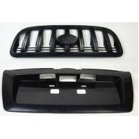 Buy cheap Matte Black Surface Finish Automotive Prototyping Plastic CNC Machining Car Parts from wholesalers