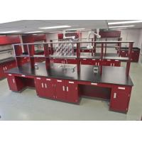 Buy cheap Acid Resistant Steel And Wood Structure Lab Bench For School Laboratory Furniture from wholesalers