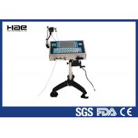 Buy cheap High Resolution DOD Inkjet Coding Equipment Wide Format Inkjet Printer from wholesalers