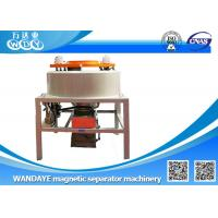 Buy cheap 3T 40DCA Electromagnetic Separator Non - Metallic Mineral Iron Remover For Dried - Powder from wholesalers