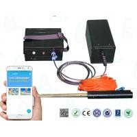 Buy cheap ISO9001 & CE Certifi 100m portable mobile phone 3D mapping ground water detector ,water detection device from wholesalers