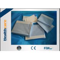 Buy cheap Latex-free Disposable Surgical Pack Non Woven Absorbent Thyroid Pack By CE/ISO/FDA from wholesalers