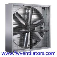 Buy cheap wall mounted motor driven metal exhaust fan from wholesalers