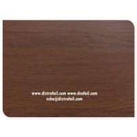 Buy cheap Heat transfer foils for MDF,Wood,Paticle board,HDF from wholesalers
