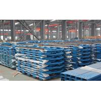 Buy cheap Steel Conveyor Bracket Frame, Roller Frame for Belt Conveyor Roller from wholesalers