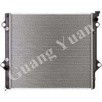 Buy cheap Auto Cooling System 2010 Toyota 4Runner Radiator With Aluminium Core AT 13114 from wholesalers