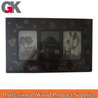 Buy cheap chinese style wood carved picture frames from wholesalers