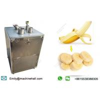 Buy cheap Automatic Banana Chips Cutting Machine/Plantain Chips Cutter Machine from wholesalers