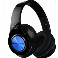 Buy cheap Over Ear Wireless Bluetooth Headphones Foldable Adjustable For TV Cellphone PC from wholesalers