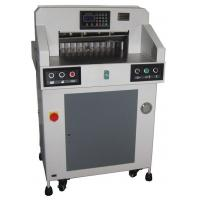 Buy cheap 490mm Program Electric Paper Cutting Machine from wholesalers