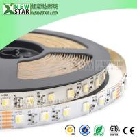 Buy cheap RGBW CC type 15m 5050 Led Strips 60leds Constant current RGBW LED tape full color 5050 dc24v 5050SMD CC RGBW led strips from wholesalers