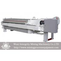 Buy cheap Separation Dewatering Filter Press Machine / Membrane Filter Press from wholesalers