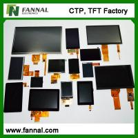 Buy cheap Projected capacitive touch screen 4.3 ~15 inch LCD touch screen module from wholesalers