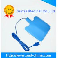 Buy cheap Dispoable grounding pad and reusable ground pad,three kinds of backing,foam,nonwoven,waterproof nonwoven from wholesalers