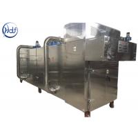 Buy cheap Light Industry Fruit And Vegetable Dryer Machine PLC Control One Piece Design from wholesalers