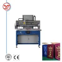 Buy cheap Electric Semi-auto Screen Printing Machine for Fabric from wholesalers