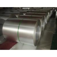 Buy cheap Heat Exchanger Hot Dipped Galvanized Steel Coils With Custom Cut Spangle from wholesalers