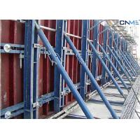 Buy cheap Construction Wall Formwork System , Shear Wall Formwork High Tension from wholesalers